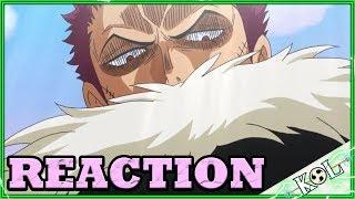 KATAKURI, BIG NEWS MORGANS & SO MUCH MORE! - One Piece ワンピース Anime Episode 830 LIVE REACTION