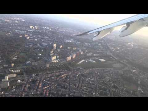 Flying over Nato Brussels