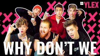 5 SECOND CHALLENGE FT. WHY DON'T WE
