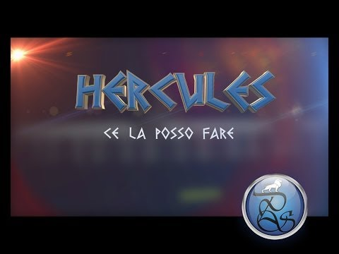 Cover Hercules : Ce La Posso Fare [go The Distance ]! By Liesmanyoutubization video