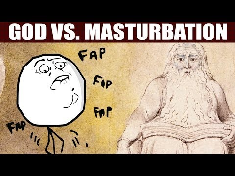 God Vs. Masturbation video