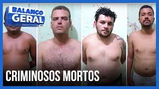 BALANÇO GERAL -  Uberlandenses são mortos em confronto com a polícia no Piauí