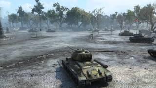 Парад Победы World of Tanks (2015)