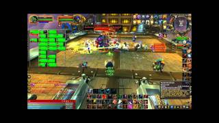 WoW Cata - How to Tank DS for Dummies! - Warmaster Blackhorn LFR