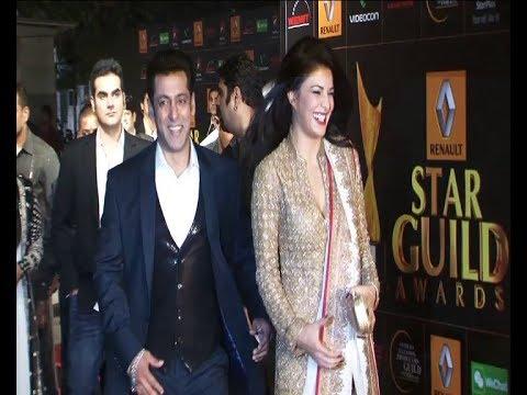 Salman Khan @ STAR GUILD AWARDS 2014.