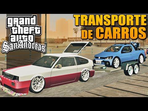 Transporte de Carros GTA San Andreas