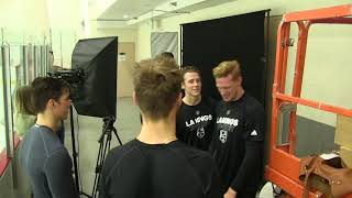 2017 Behind the Scenes of Media Day
