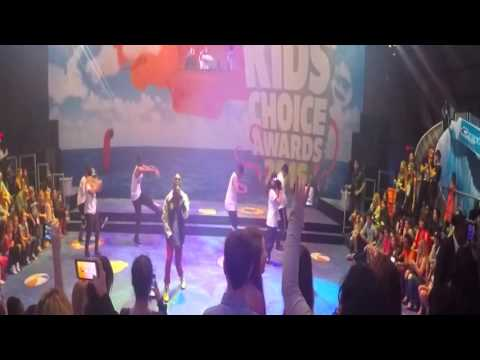 Kids Choice 2016 Pre show Double G Full Performance