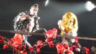 Lady Gaga - Black Jesus - Live at Roseland 4/4/14