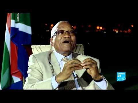 Exclusif : Entretien avec Jacob Zuma, président de l'Afrique du Sud