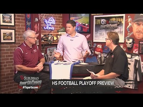 Previewing the high school playoffs with State Champs! Sports