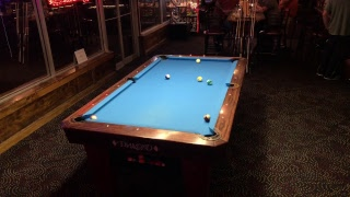 Pool Billiard Tournament APA Rules 8-ball, IL