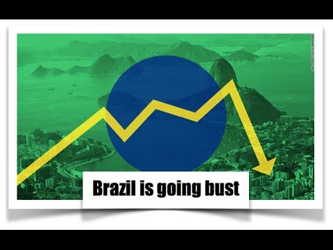 Brazil falls deep into recession - Current Affairs Brazil