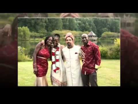 Seven Ivory Brides Indian + African Fusion wedding thumbnail