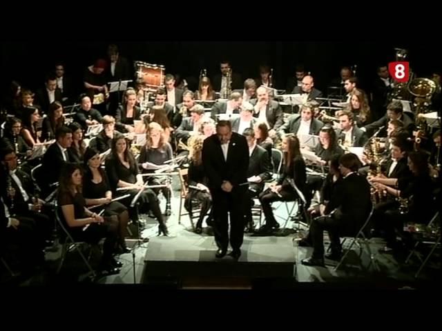 Banda de Musica de Alba de Tormes - Pasodobles Taurinos - 15-12-2012