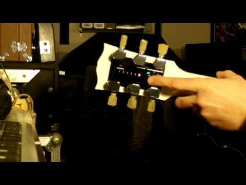 Gibson SG Standard CW Min-ETune