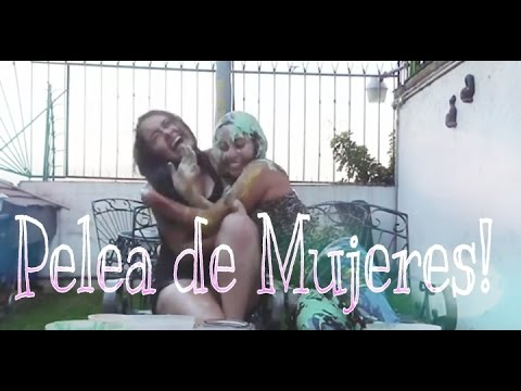 PELEA ENTRE MUJERES | ♥ SemanaDeLaManiwis #1