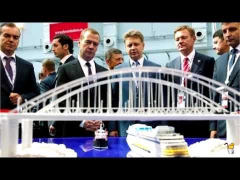 Как Кремль «нагрел» россиян на строительстве Керченского моста