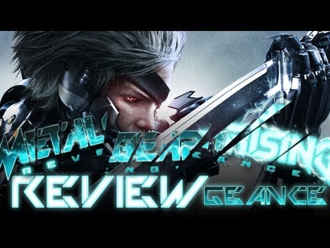 Metal Gear Rising Revengeance REVIEW!