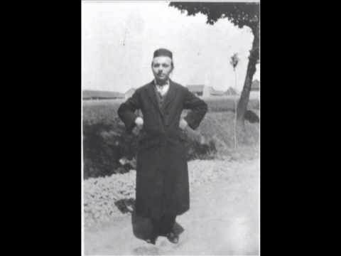 Cantor Israel Bakon - Der Lamden Reb Sender