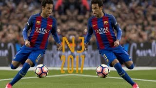 Neymar Jr. • Dancing Feet • Skills and Goals • 2017 HD
