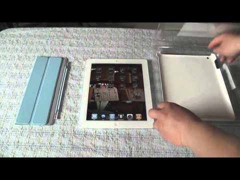 iPad 2 - Best Protective Case - Smart Cover + Smart Back Cover by Simplism