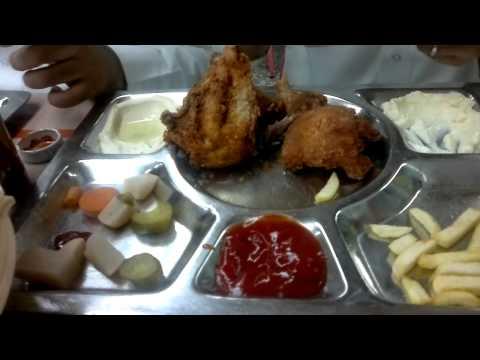فضيحة مطعم مقصود في الرياض زيت سيارات HD