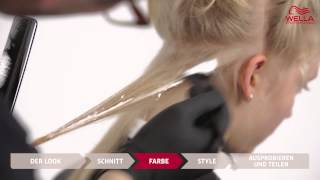 SBS Marbled Sand - Wella Professionals Herbst/Winter 2015 Collection DE