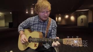 Download Lagu Acoustic Guitar Sessions Presents Ed Sheeran Gratis STAFABAND
