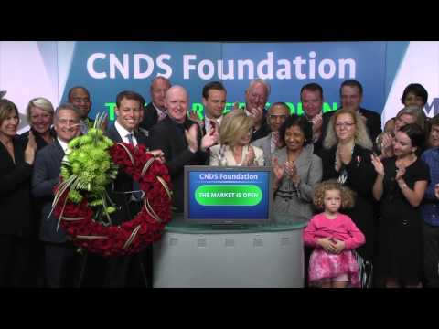 Canadian National Day of Service Foundation opens Toronto Stock Exchange, September 11, 2015