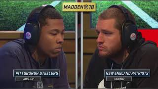 Madden 18 | JoelCP Vs. Skimbo | Ultimate League