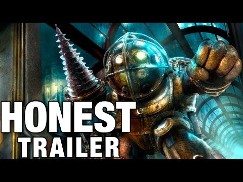 BIOSHOCK (Honest Game Trailers)