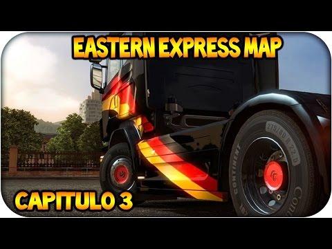 Eastern Express v3.5M   Euro truck simulator 2   1.12.1 -- 1.13.2   Envivo parte 2