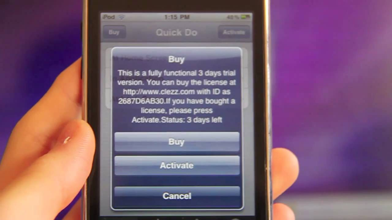 how to set up cydia