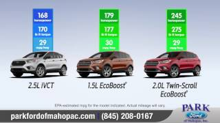 2017 Ford Escape - Park Ford