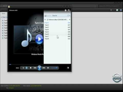 How To Rip Audio  CD To Mp3 In Windows Media Player