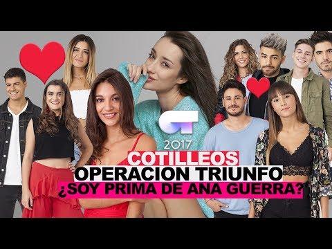 TAG OPERACION TRIUNFO / OT Fiesta - ADARA