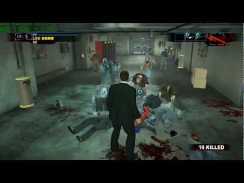 Dead Rising 2 Off The Record Gameplay ON GTX 465