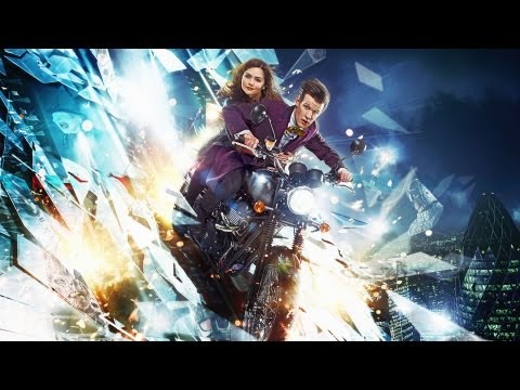 Doctor Who: New Series 7 Launch Trailer 2013