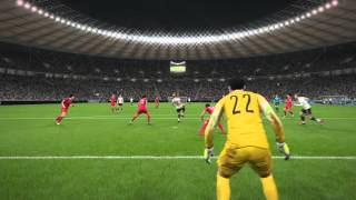 FIFA 16 perfect goal from german women