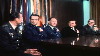 Hand held footage of United States Joint Chiefs of Staff posing for a group of ph...HD Stock Footage