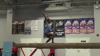 Simone Biles - Balance Beam - 2018 World Team Selection Camp