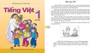 Tiếng Việt lớp 1 Tập 1 Bài 11 | dạy bé học chữ cái tập đọc và kể chuyện Mèo dạy hổ