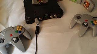 Me he comprado Nintendo 64 en 2014 - ¡Unboxing y Gameplay EPICO!