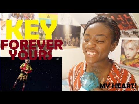 KEY (키) - FOREVER YOURS (FT. SOYOU) MV REACTION [LIL FREAKS/LOCKETS REJOICE!!]