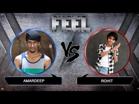 FEEL 2016 - Amardeep vs Rohit - Battle round - Top 4