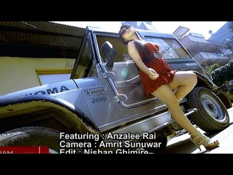 Aajkal - Sunil Tamang (new Nepali Pop Song 2013) video