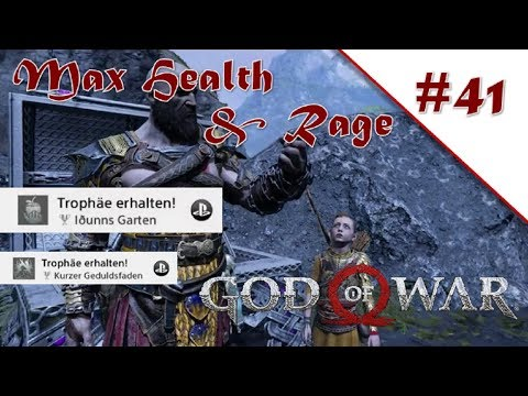God of War 4 Let`s Play #41 | maximale Rage und Gesundheit erreicht | gameplay | PS4 | deutsch
