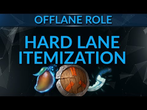 Offlane Starting Items & Itemization | Dota 2 Guide