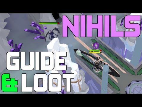 Nihils Guide and Loot – Elder Combat Update [Runescape 2014]